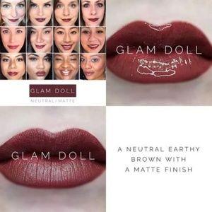 SeneGence LipSense Glam Doll Lip Color Lipstick